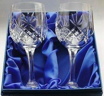 Sterling Wine Glasses for Engraving