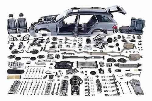 Genuine & Aftermarket Passenger Cars Parts