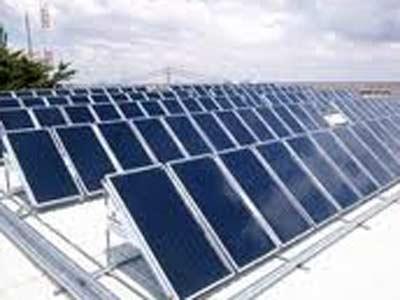 Energía solares: instalaciones