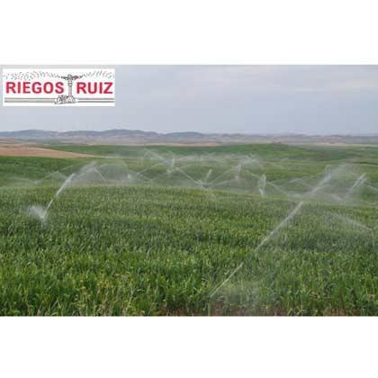 Riego e irrigación: instalaciones