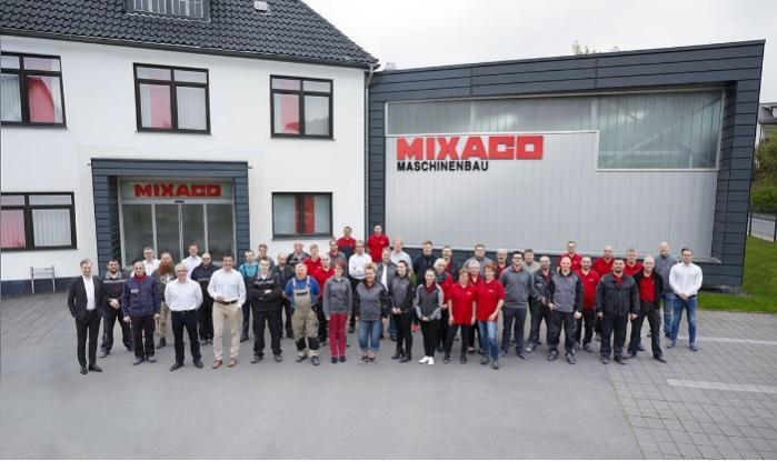 MIXACO Team
