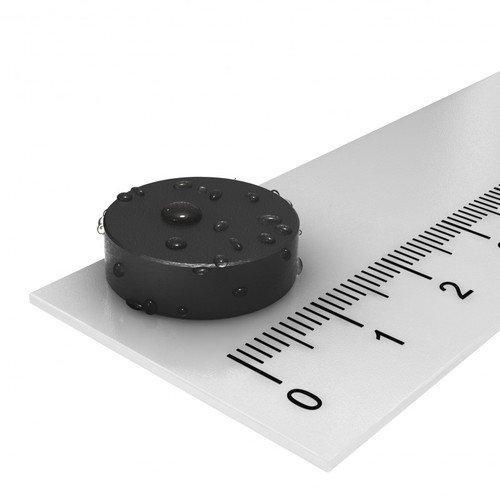 gummierte Magnete