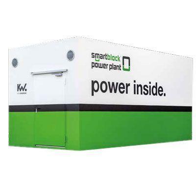 Smartblock Powerplant