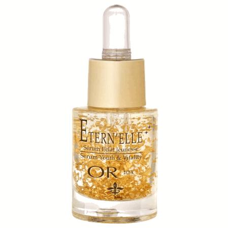 Sérum-huile non gras, non comédogène. Concentré hautement actif, 100% d'origine naturelle, ce soin visage haut de gamme enveloppe votre peau d'un voile soyeux au parfum très sensuel.