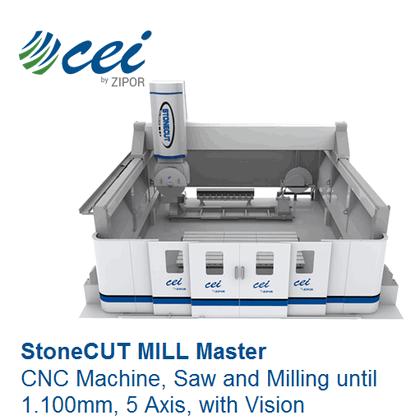 Stone Machinery - StoneCUT MILL Master