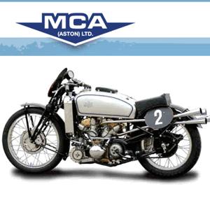 MCA Aston Classic British Motorcycles