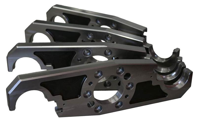 We produce several complex mechanical parts as spare parts.