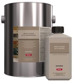 IRSA Platinum 2K Öl-Grundierung (IRSA Platinum 2C Oil Primer)