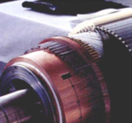 CEAR produce generatori a corrente continua