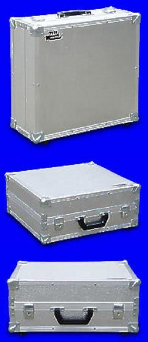 "WP series are made in flight case technology and feature ""open"" construction what allows to adjust the height of the lid. They are made of 4 or 6 mm waterproof plywood."