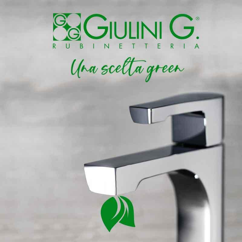 GIULINI G. RUBINETTERIA - AERATORE GREEN