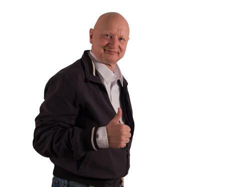 Herr Steger, Akustik-Berater