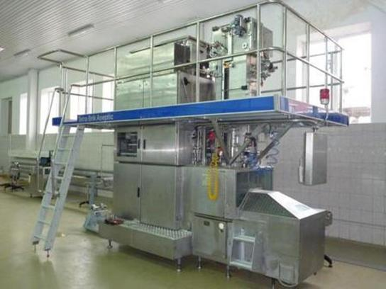 Filling machine for Tetra pak aseptic Brick