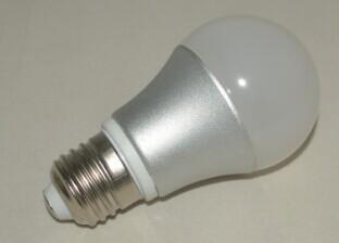 aluminum bulb
