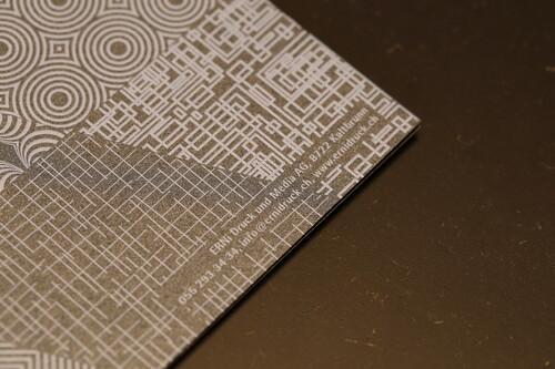 Digitaldruck Weiss