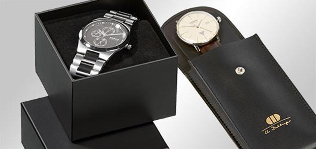 Uhrenverpackungen