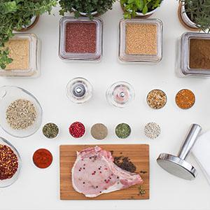 spices - herbs - food additives