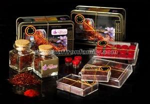 Saffron Family Spain Products.