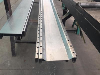 Steel profiles for constructions