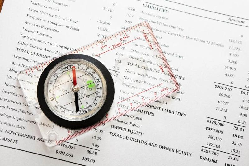 Financial document translation