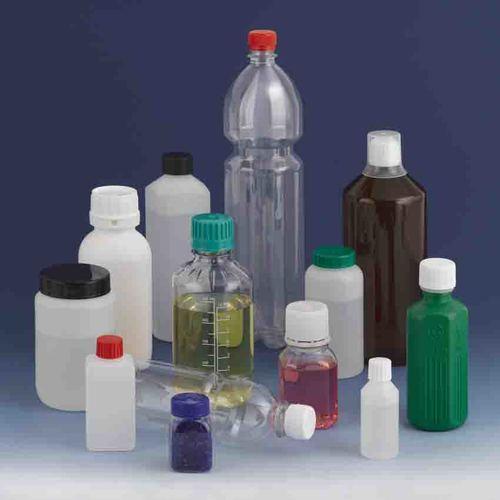 Flaschen aus Kunststoff