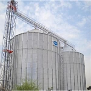 SILOS :   - Flat Bottom Steel Silos with capacity from 100 tones to 12.000 tones  - Hopper Bottom Steel Silos with capacity from   10 tones to 1.000 tones