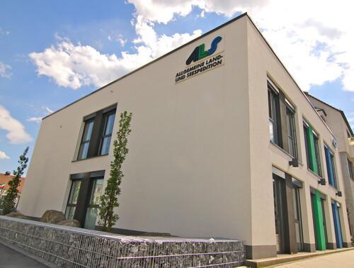 Bürogebäude in Arnsberg-Hüsten