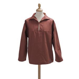 Le Glazik fabrique depuis 1928 ses vareuses authentiques bretonnes en France, en coton 100% biologique.