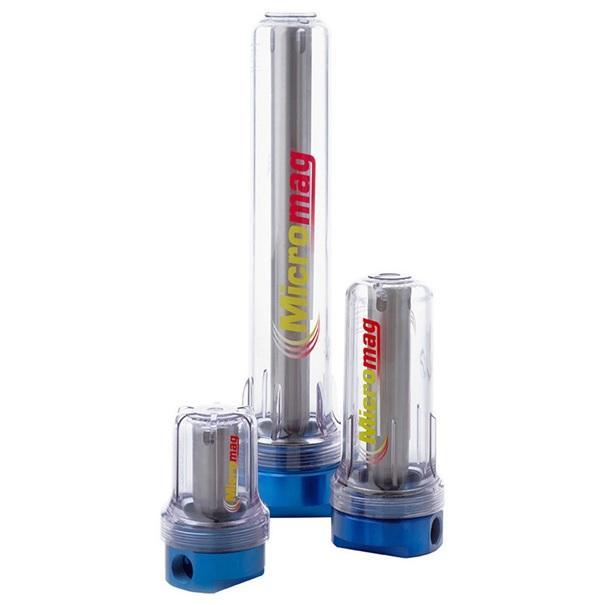 De ideale filter voor olie, koelvloeistoffen, hydraulische olie. Te leveren voor systeemdrukken tot 80 bar.