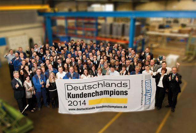 Das Voortmann-Team