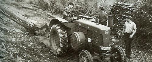 Firmengründung 1936
