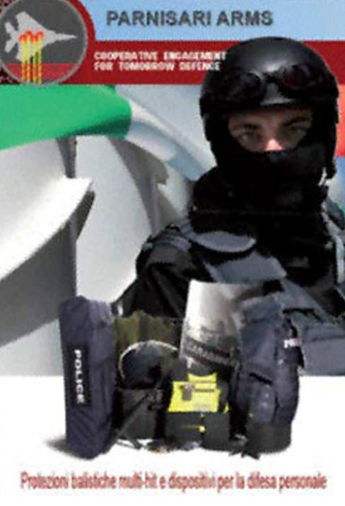 Parnisari Arms Forniture militari