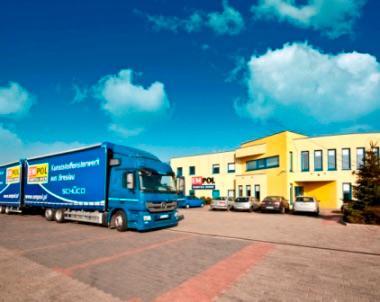 Siedziba główna firmy i zakład produkcyjny.