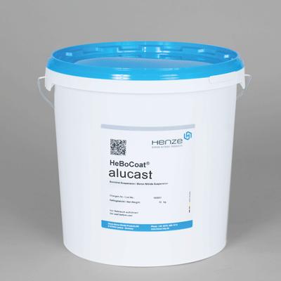 HeBoCoat® bezeichnet eine Auswahl liquider Bornitrid-Produkte, die für unterschiedliche Beschichtungen im Hochtemperaturbereich eingesetzt werden.
