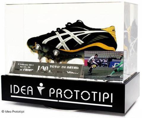idea prototipi prototipazione 3d scarpa di natale