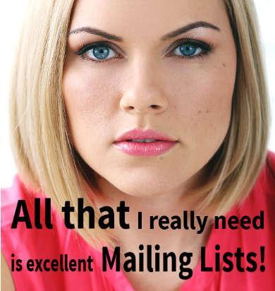 Erfolgreich werben mit aktuellen und individuell ausgewählten Adressen von CEBUS®: Firmenadressen, Privatadressen, Adressen von Heilberufler, Adressen von Organisationen, E-Mail Adressen