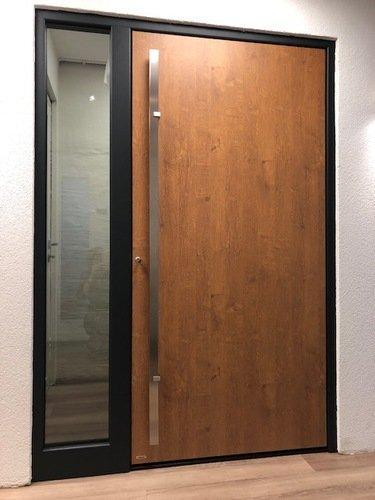 Haustüren Aluminium, Holz, Kunststoff