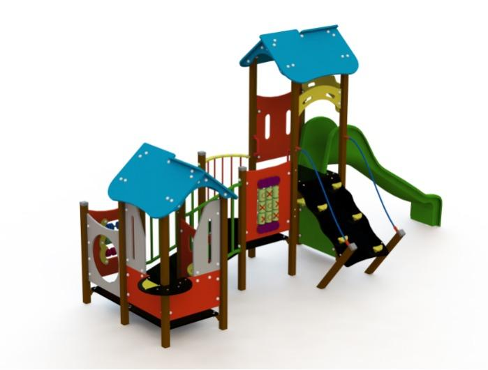 Children Playground JUMBO serie