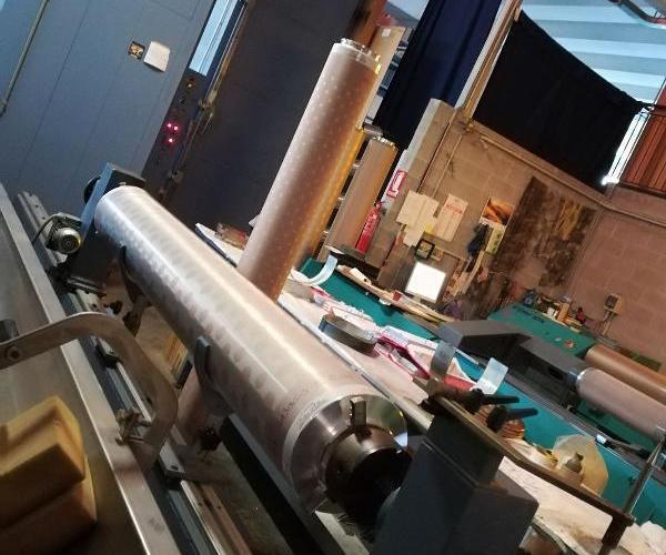 FOTO ALBA Incisione cilindri