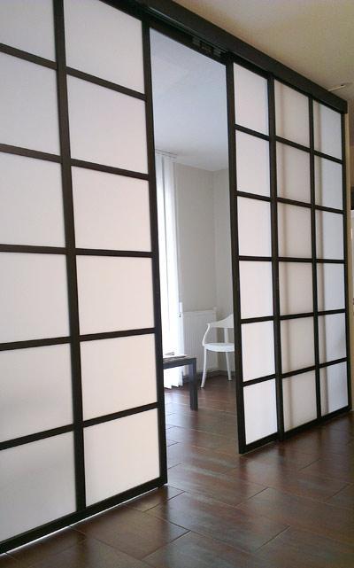 zen wall armoires et placards armoire japonaise claustras bois sur europages. Black Bedroom Furniture Sets. Home Design Ideas