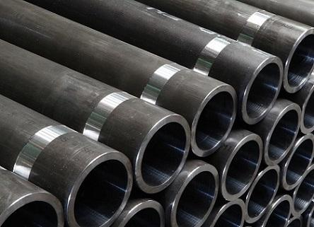 Skived and roller-burnished (SRB) or honed seamless tube for the manufacture of hydraulic cylinders. Applications include hydraulic machinery, cranes and lifting platforms.