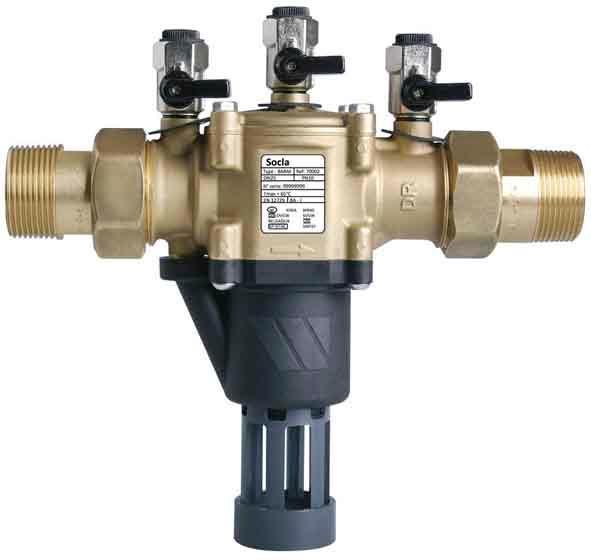SOCLA Type BABM RPZ valve