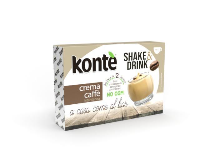 Instant Coffee Cream