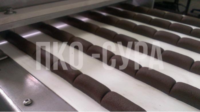 Bar - hematogen production line