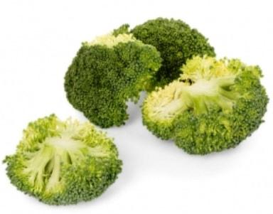 Our broccoli florets can be added directly to stir-fries, soups, and steamed dishes.