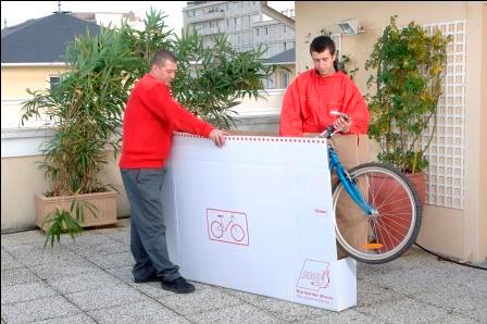 AGS Perpignan-Carcassonne Packing