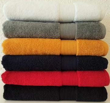 %100 cotton terry towels