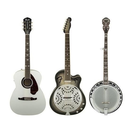 Chitarre Fender