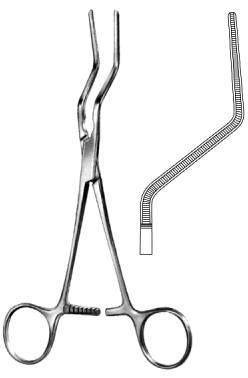 Husfeldt Atrauma Clamp 18cm.