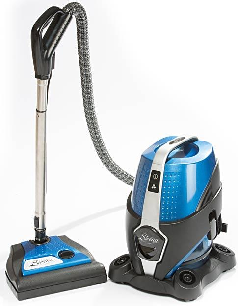 High Quality vacuum cleaners without filters using a water filter and a separator. Best product for direktselling companys